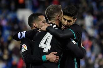 Tekuk Leganes 3-1, Madrid Naik ke Peringkat Ketiga