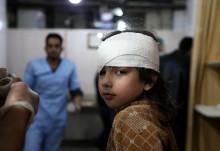 Mesir Desak Gencatan Senjata di Ghouta