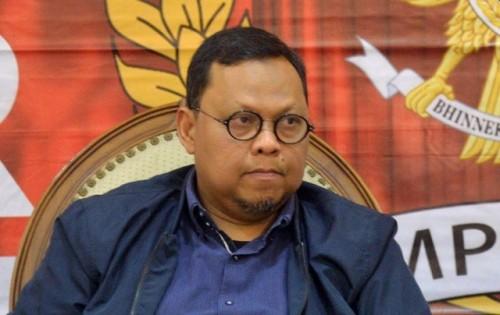 Ketua Pansus RUU Pemilu Lukman Edy. Foto: MI/Susanto
