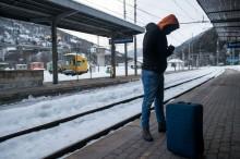 Italia Terancam Cuaca Dingin Membeku
