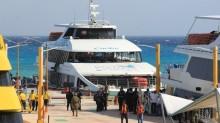 25 Orang Terluka dalam Ledakan Kapal Feri di Meksiko