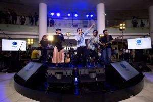 Medcom Jagonya Musik Beri Kejutan Mahasiswa UMN