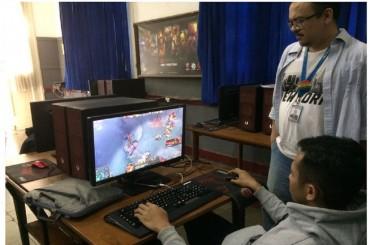 SMA 1 PSKD Tingkatkan Kemampuan Akademis Siswa dengan <i>Game Online</i>