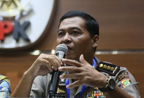 Kabid Humas Polda Metro Jaya, Kombes Raden Prabowo Argo Yuwono.