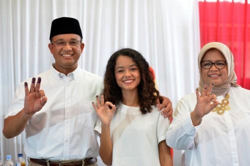Putri Gubernur DKI Jakarta Anies Baswedan, Mutiara Anisa