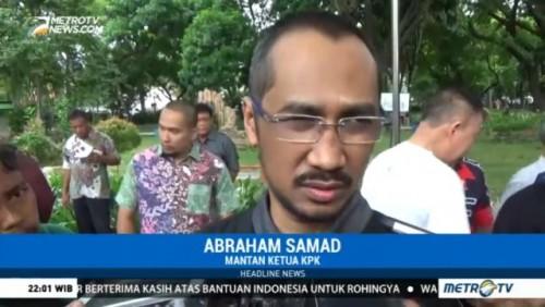 Mantan Pimpinan KPK Novel Baswedan