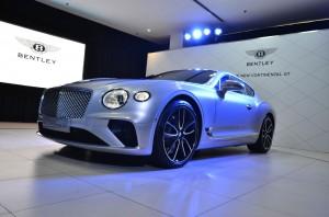 Bentley Rilis Continental GT Berbanderol Rp8,8 Miliar