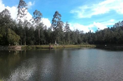 Situ Cisanti, Daerah Hulu Sungai Citarum
