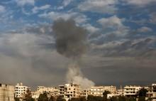 Pasukan Suriah Masih Bombardir Ghouta, 13 Warga Tewas