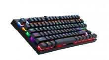 Armaggeddon MKA-3C Psychfalcon (2017), Keyboard Setengah Hati