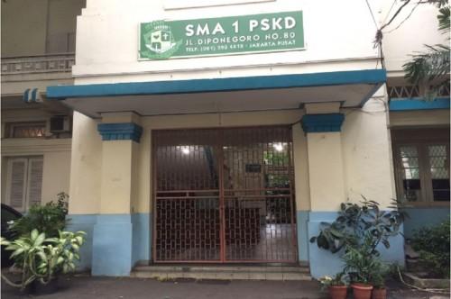SMA 1 PSKD Senen, Jakarta Pusat, Medcom.id - Husen Miftahudin