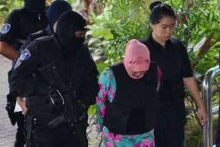 Tak Ada Bukti Kontak Fisik Siti Aisyah dengan Kim Jong-nam
