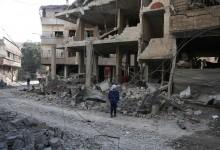 Dokter di Ghouta Timur Terpaksa Gunakan Obat Kadaluarsa