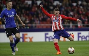 Atletico Madrid Melaju Mulus ke Babak 16 Besar