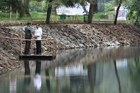 Jokowi Nyatakan Penanganan DAS Citarum akan Jadi Percontohan