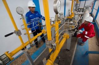 Pertagas Niaga Suplai Gas ke Industri Kuala Tanjung