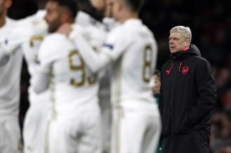 Arsenal Takluk 1-2 dari Ostersunds di Emirates