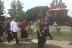 Presiden Targetkan Seluruh Warga Pemilik Tanah di Bali Bersertifikat