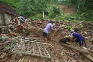 Warga Wonogiri di Daerah Rawan Longsor Diminta Mengungsi