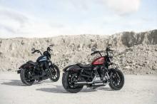 H-D Forty-Eight dan Iron 1200 Sportster, Tampil 'Kekinian'