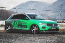 Volkswagen T-Roc Bergaya Low Rider Garapan DOTZ