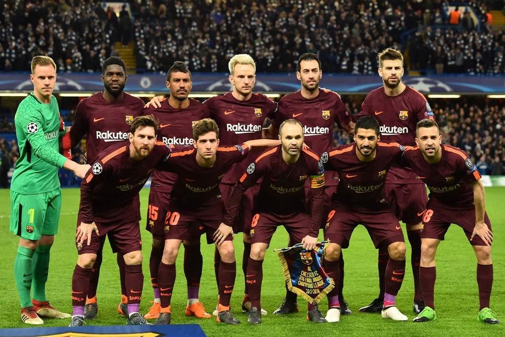 Daftar 10 Pemain Barcelona dengan Klausul Pelepasan Kontrak Tertinggi 19c62785a4