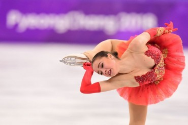 Gadis Belia Ini Persembahkan Medali Emas Pertama untuk Rusia