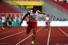 Tim Estafet 4x100 Putra Fokus Tembus di Bawah 39 Detik
