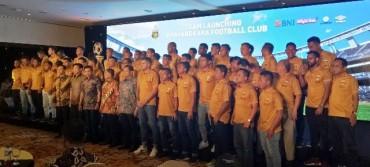 Resmi, Bhayangkara FC Perkenalkan Skuat Musim 2018