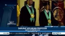 Darurat Keilmuan Profesor