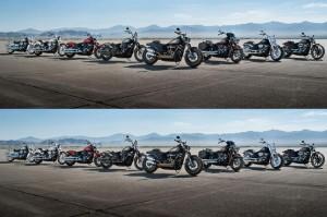 Diam-Diam, Harley-Davidson MY 2018 Mengaspal di Indonesia