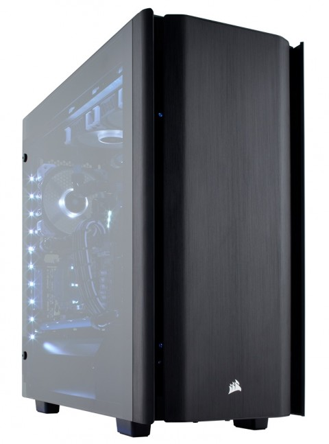 CORSAIR Obsidian 500D, Casing Tower untuk Pamer Jeroan PC