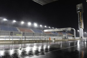 MotoGP Gelar Simulasi Trek Basah di Qatar
