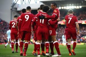 Empat Bintang Liverpool Hancurkan West Ham