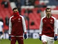 Mkhitaryan Makin Serasi dengan Mesut Oezil