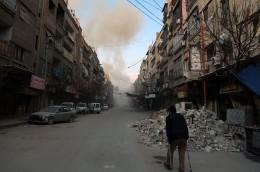 DK PBB Adopsi Resolusi Gencatan Senjata Suriah