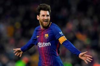 Lionel Messi Lewati Rekor Legenda Real Madrid