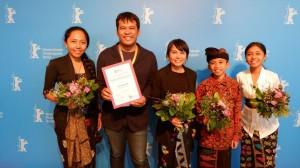 Sekala Niskala Menang di Festival Film Berlin