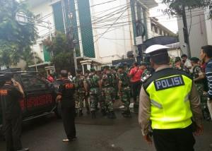 Sidang PK Ahok Dijaga Ketat TNI-Polri