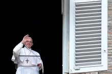 Paus Fransiskus Serukan Gencatan Senjata di Suriah