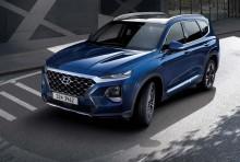Intip Ubahan Besar Pada Hyundai Santa Fe 2019