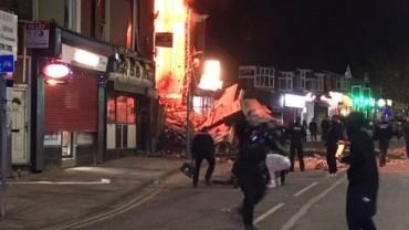 6 Orang Terluka akibat Ledakan di Leicester Inggris