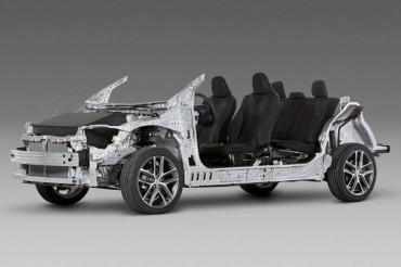 Me   sin dan Transmisi Baru Toyota Untuk Platform TNGA