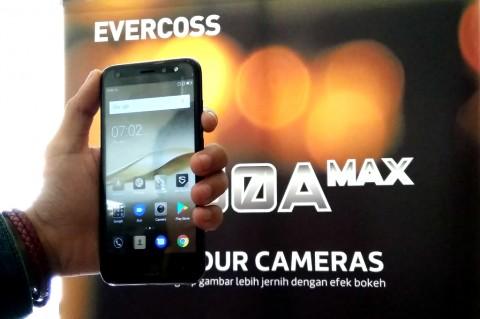 Bagaimana Spesifikasi Evercoss U50A Max?