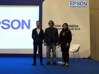 Epson Gelar Prographic Forum Pertama di Indonesia