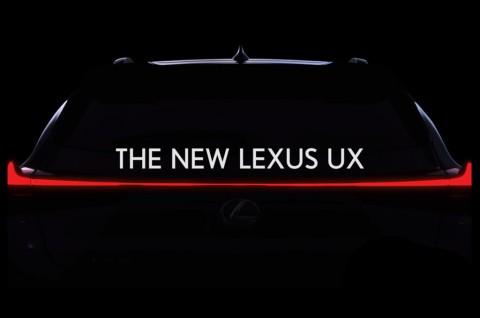 SUV Kecil Lexus Siap Debut di Geneva