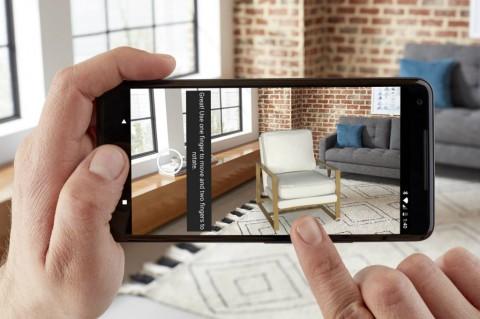 Amazon Hadirkan Pengalaman Belanja dengan AR
