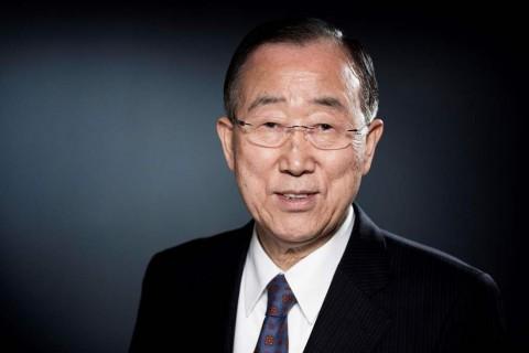 Ban Ki-moon Terpilih jadi Presiden Organisasi Pembangunan Berkelanjutan