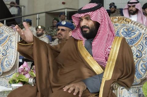 Putra Mahkota Arab Saudi akan Kunjungi Inggris