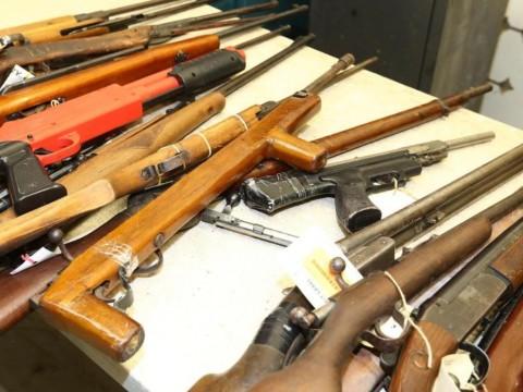 Kepolisian Australia Sita 57 Ribu Senjata Api Ilegal